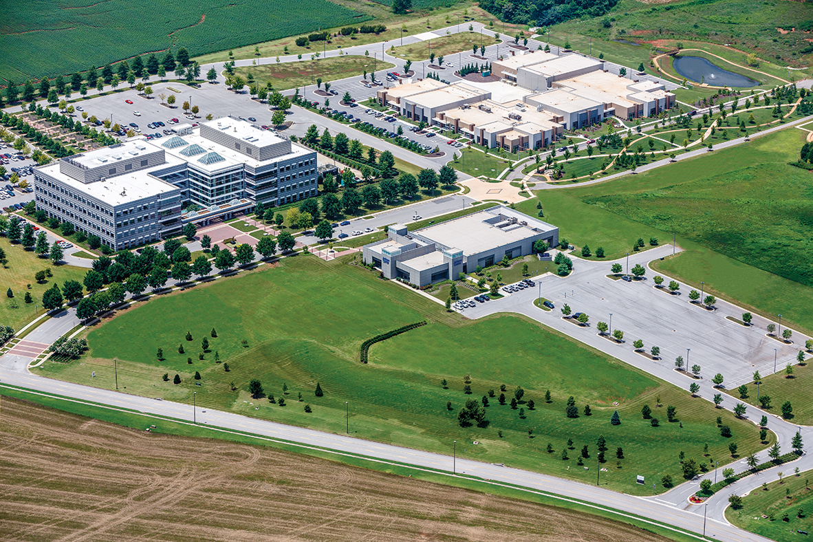 HudsonAlpha economic growth outpaces national average, exceeds $1.85B