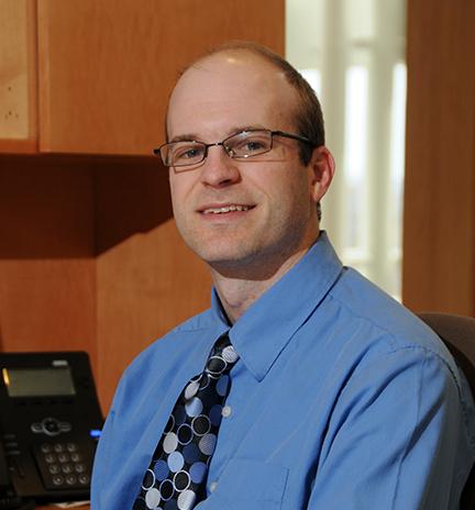 Greg Cooper, Ph.D.