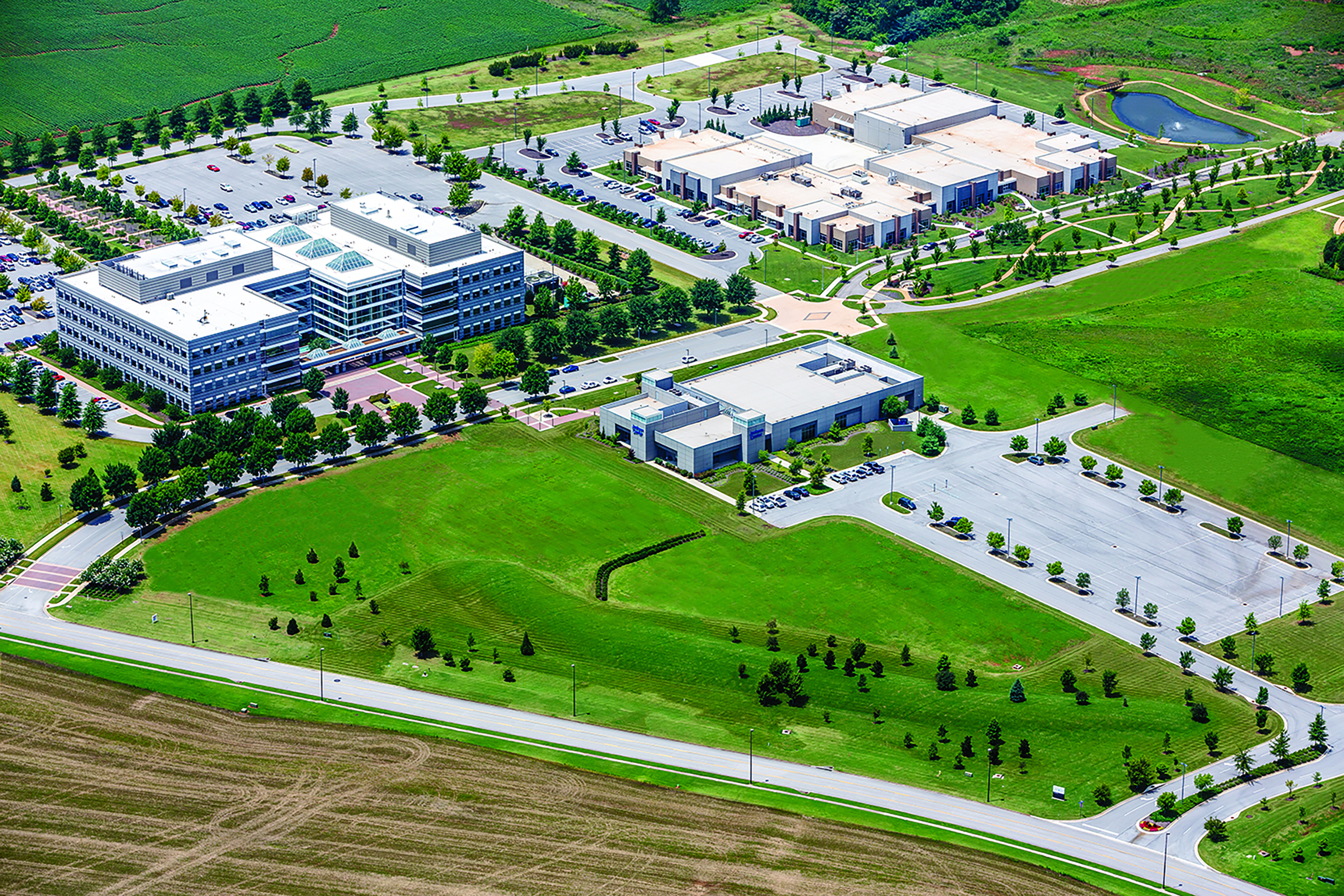 Hudsonalpha receives leed certification for 701 mcmillian way providing a sustainable building for future growth xflitez Choice Image